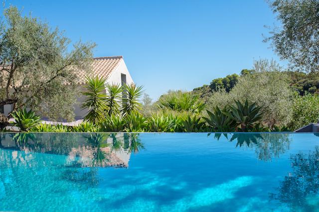 Detached Villa, Monda, Costa del Sol. 4 Bedrooms, 5 Bathrooms, Built 417 m², Terrace 146 m².  Settin,Spain