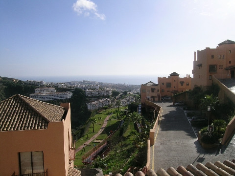 Elevated Calahonda 2 BEDROOM, 2 BATHROOM DUPLEX APARTMENT WITH PANORAMIC SEA VIEWS. The property com,Spain