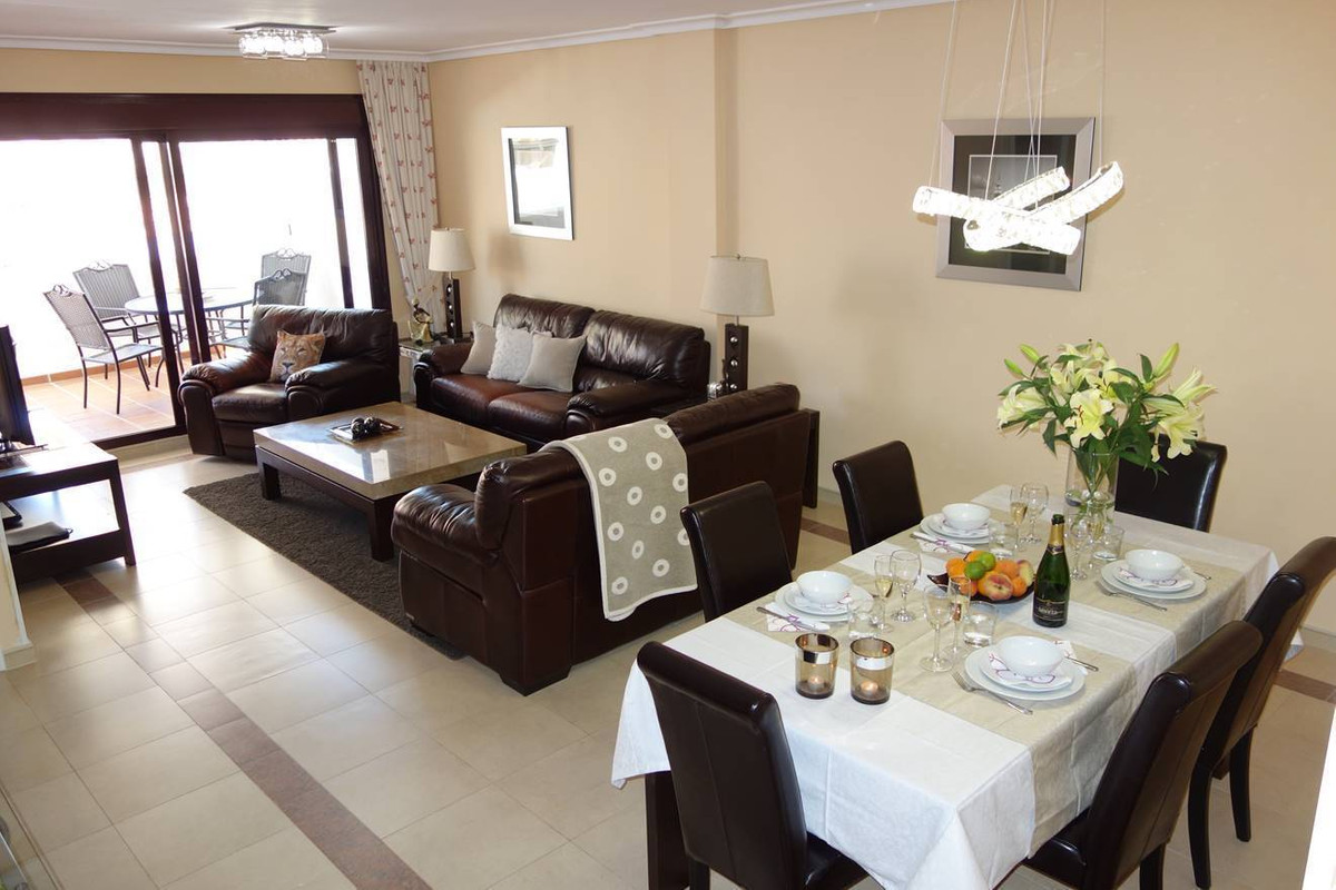 Lovely 2-bedroom, 2-bathroom apartment in La Maestranza in Nueva Andalucia Complex features 24 h sec,Spain