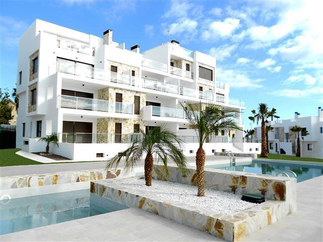 Beautifull modern apartament in Villamartin with 3 bedrooms and 2 bathrooms , sea views , comunal ga,Spain