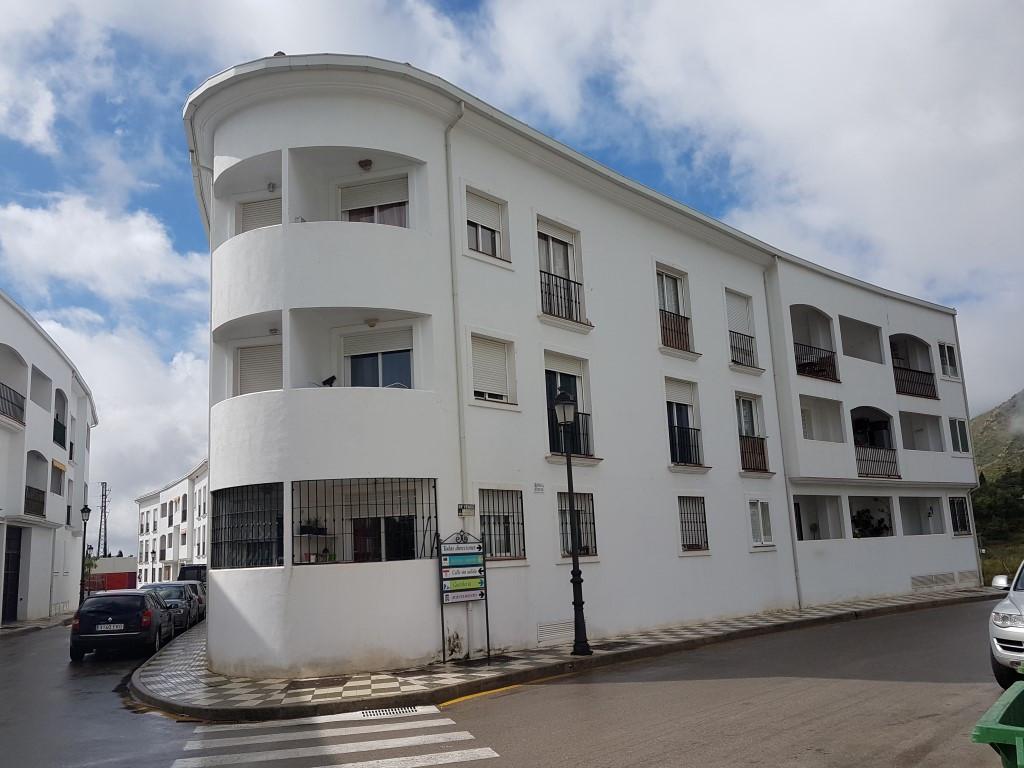 Ojen: brand new flat with garage and storage room  Middle Floor Studio, Ojen, Costa del Sol. Built 4,Spain
