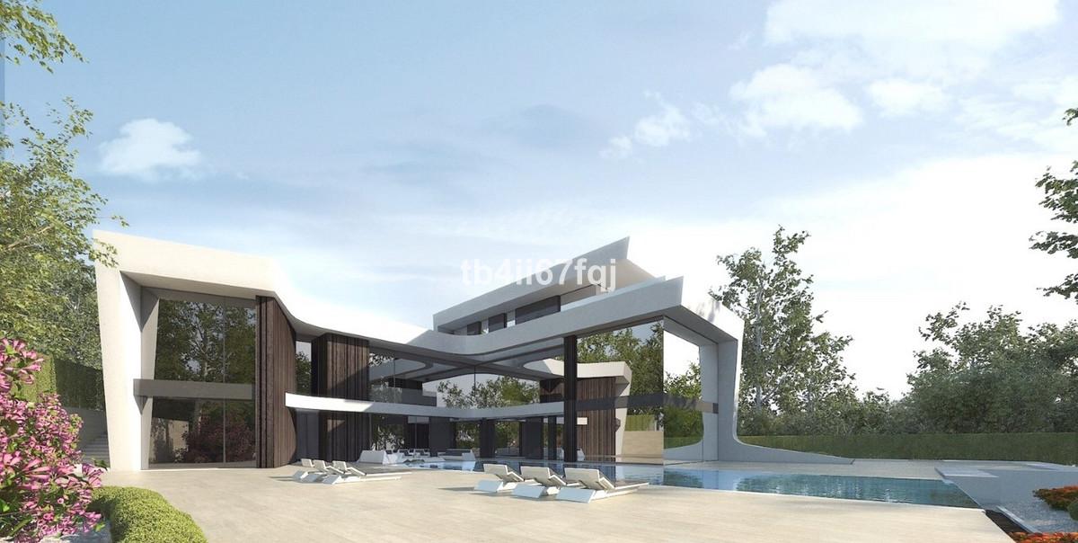 Exclusive villa in Urb. Los Flamingos.  6 bedroom 8 bathroom villa in Urb. Los Flamingos with  spect,Spain