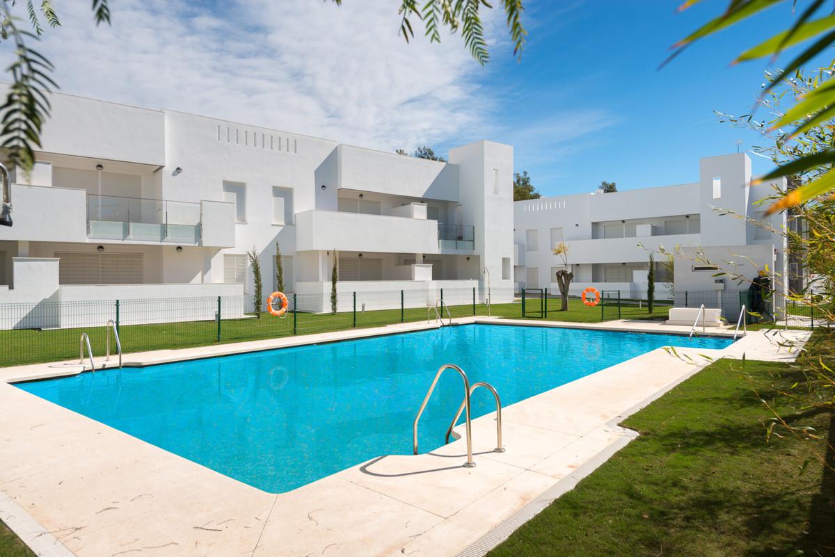 Description  new construction  2 bedroom apartment with garage and storage in Los Naranjos de Marbel,Spain