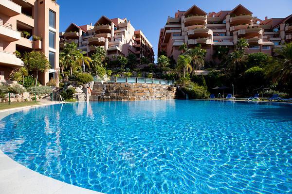 Spectacular home located in a prestigious gated community of Nueva Andalucia, close to  Puerto Banus,Spain
