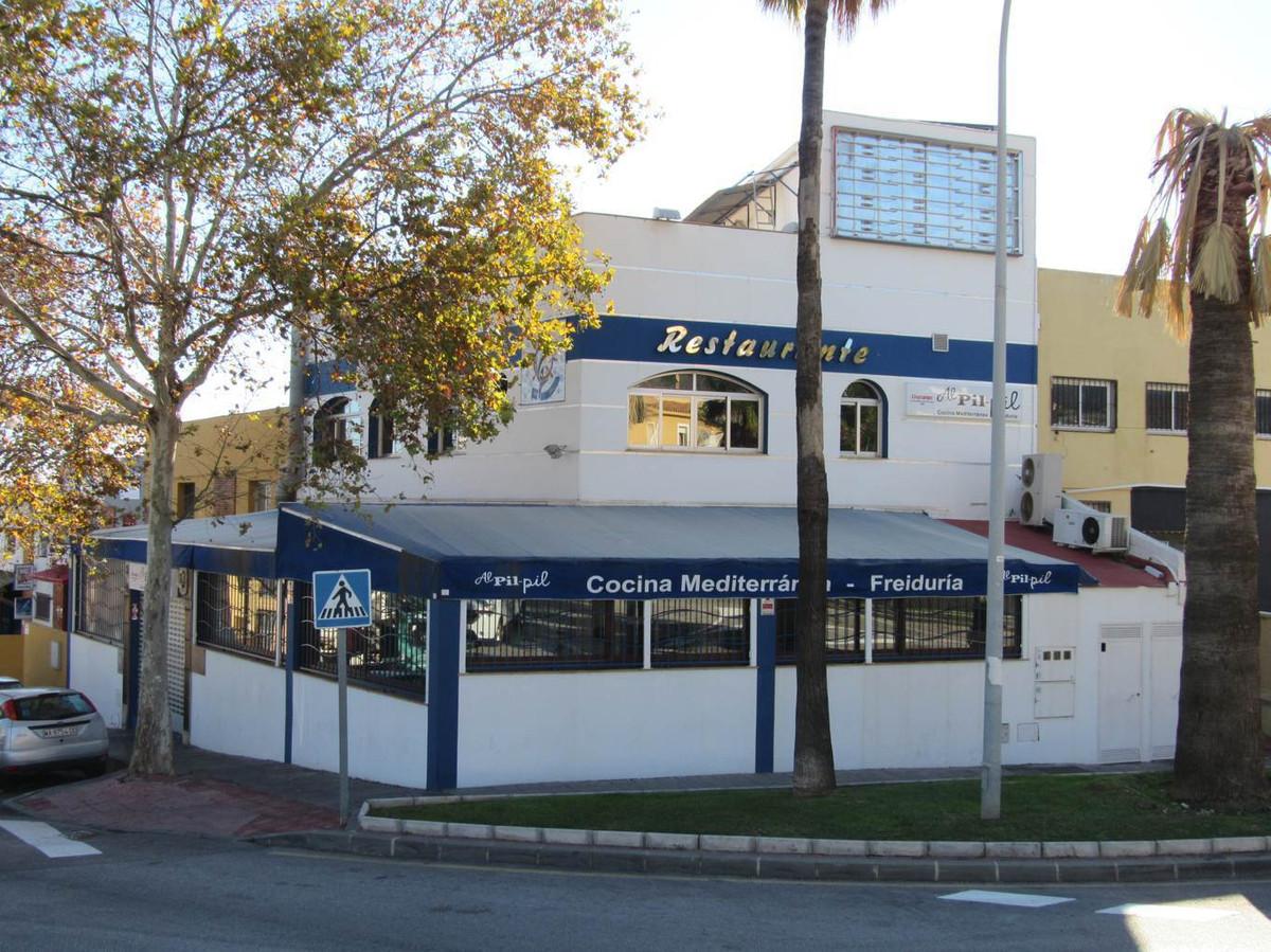 Restaurant, , Costa del Sol. Built 250 m², Terrace 200 m².  Setting : Town, Commercial Area, Close T,Spain