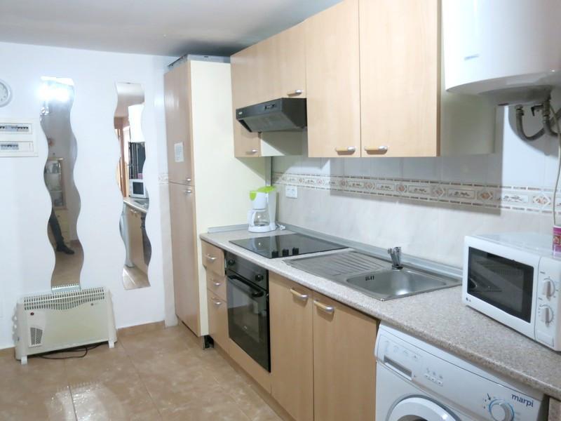 Ground Floor Apartment, Fuengirola, Costa del Sol. 1 Bedroom, 1 Bathroom, Built 35 m².  Setting : Be,Spain