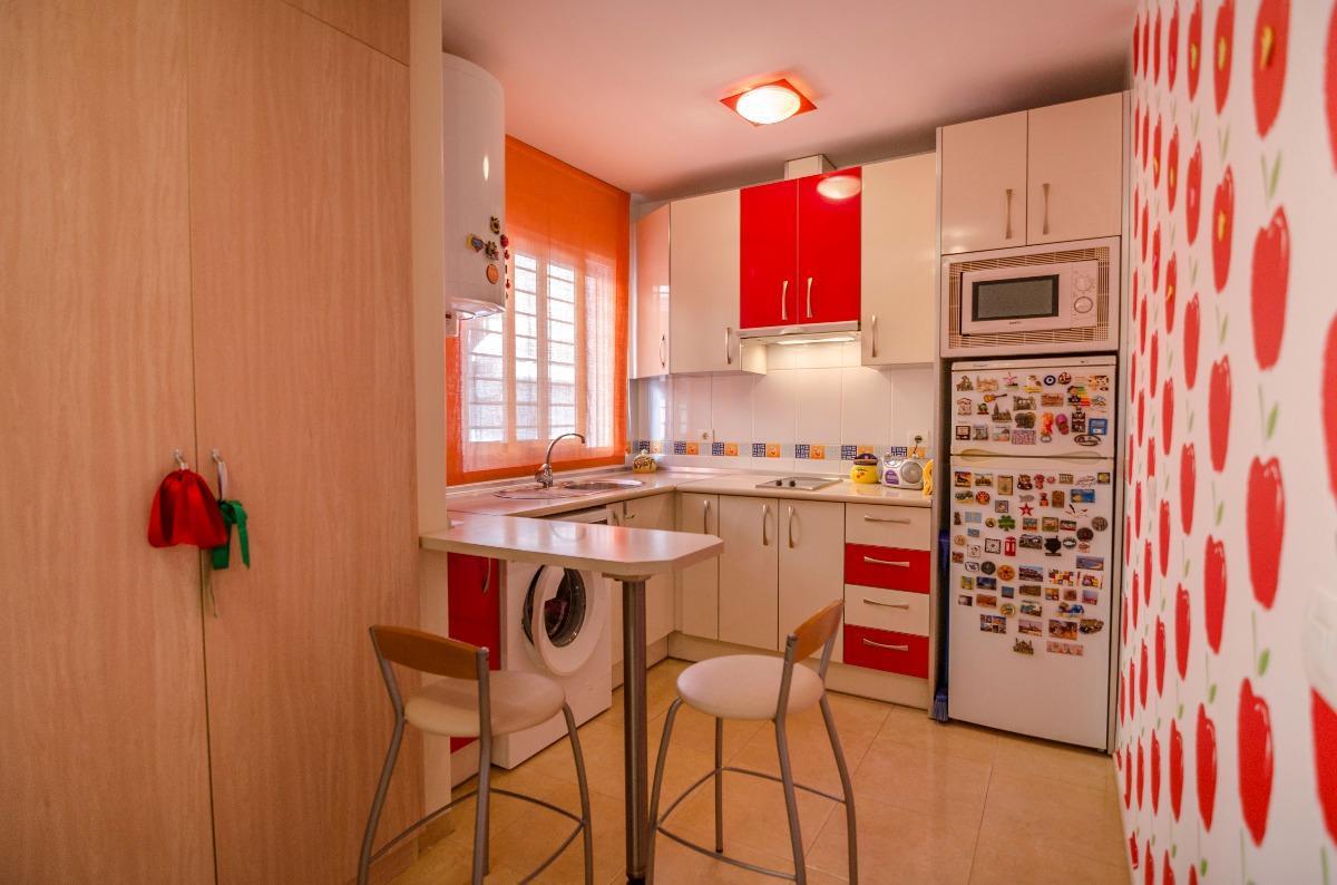 Ground Floor Studio, Las Lagunas, Costa del Sol. Built 29 m².  Setting : Town, Close To Sch,Spain