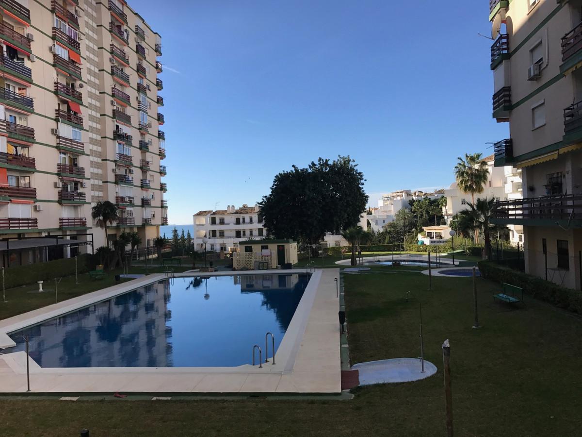 Middle Floor Apartment, Benalmadena Costa, Costa del Sol. 1 Bedroom, 1 Bathroom, Built 35 m², Terrac,Spain