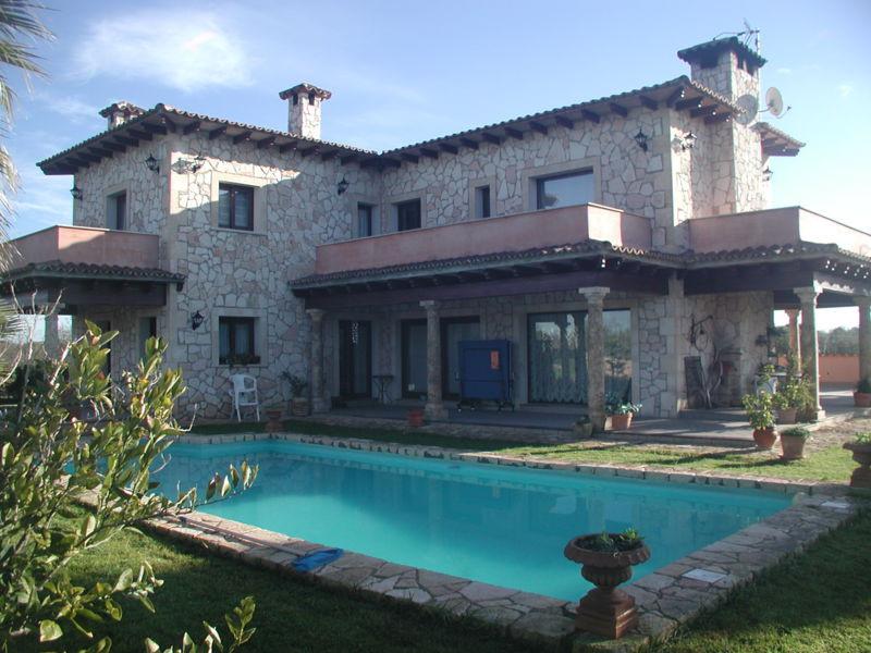 Chalet near Llucmajor  Plot 15.700 m2, living area of 340 m2 plus 200 m2 terraces and 140 m2 cellar,,Spain