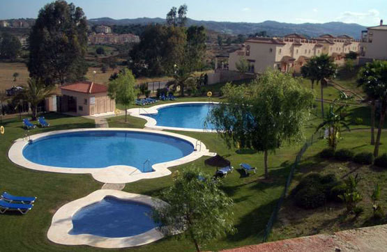 Middle Floor Apartment, Mijas Golf, Costa del Sol. 2 Bedrooms, 2 Bathrooms, Built 83 m², Terrace 15 ,Spain