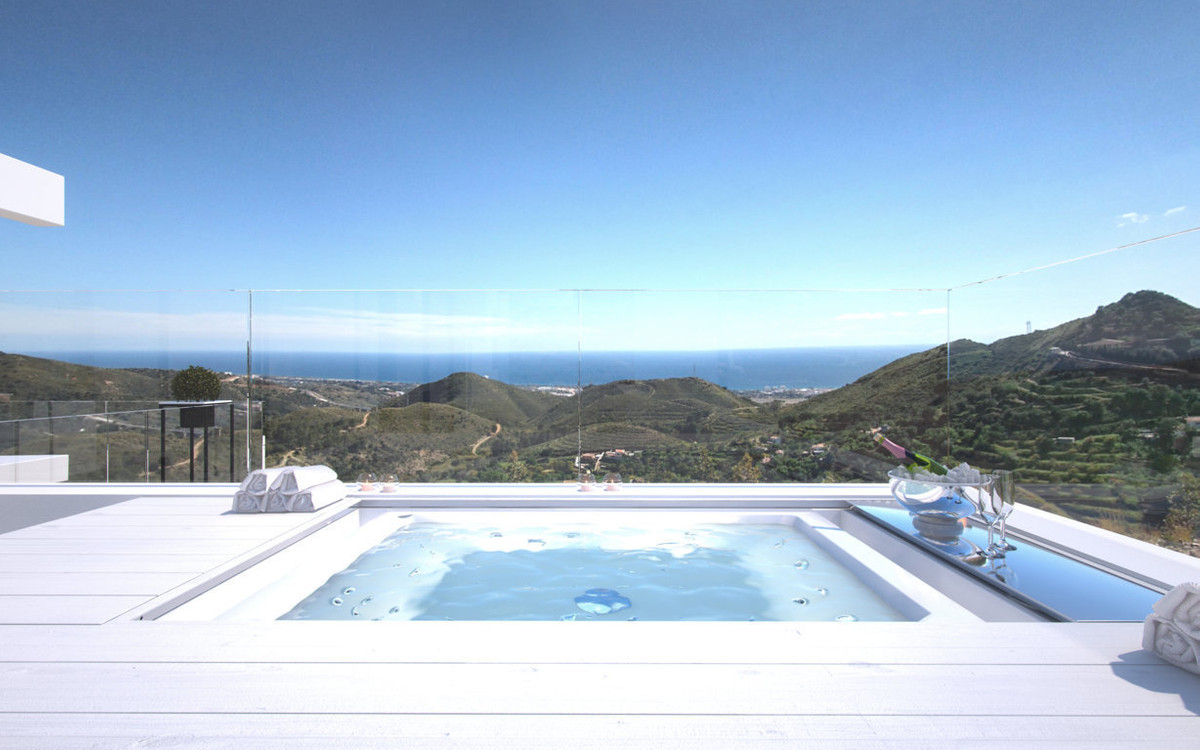 Beautiful New off plan development in Ojen, Marbella of 75 luxury apartments incorporated into nine ,Spain