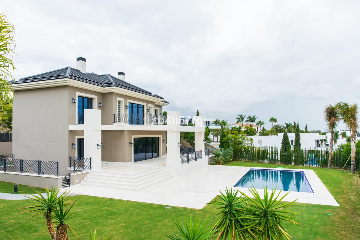 Spectacular New Construction Villa at Villa Padierna Resort. It overlooks the most prestigious golf ,Spain