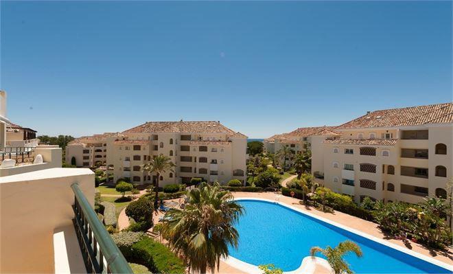 Stunning duplex penthouse in Hacienda Playa, Elviria. Boasting perfect sea and mountain views from t,Spain