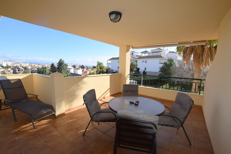 Middle Floor Apartment, Benalmadena Costa, Costa del Sol. 2 Bedrooms, 2 Bathrooms, Built 72 m², Terr,Spain