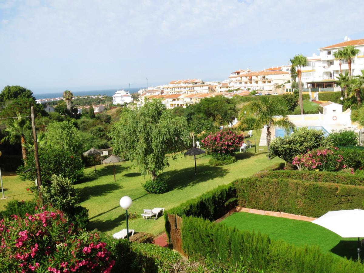 Middle Floor Apartment, Mijas Costa, Costa del Sol. 1 Bedroom, 1 Bathroom, Built 60 m², Terrace 10 m,Spain