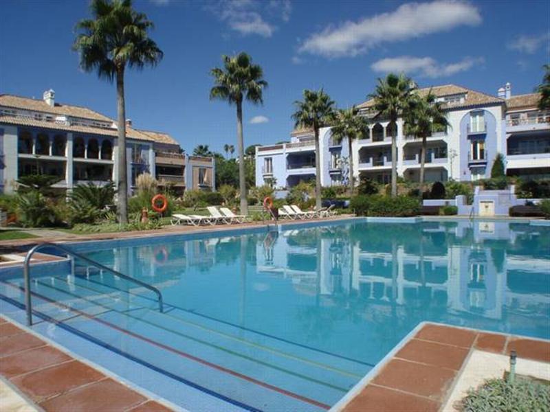 Apartment - Ground Floor, Casares Playa, Costa del Sol. 2 Bedrooms, 2 Bathrooms, Built 110 m², Terra,Spain