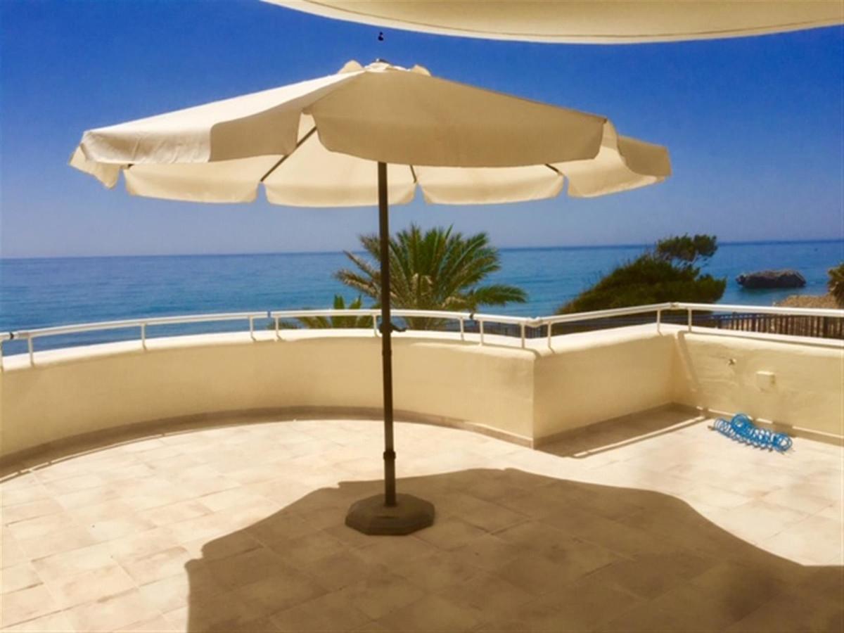UNDER OFFER. FRONT LINE BEACH PENTHOUSE::::: Luxurious duplex 3 Bedroom 2 Bathroom Beach Front Penth,Spain