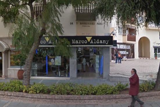 OFICINA EN RICARDO SORIANO, PLENO CENTRO DE MARBELLA  ANTERIORMENTE ERA UNA CONSULTA MEDICA.  SE VEN,Spain