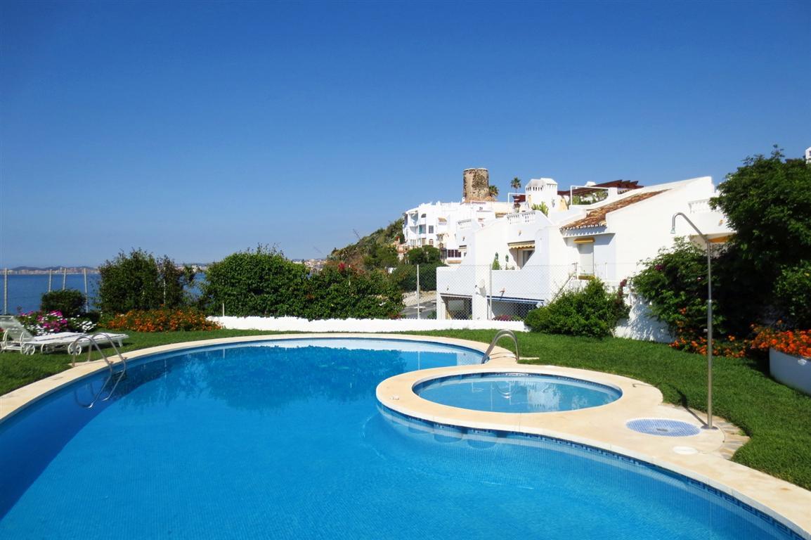 Cosy duplex flat overlooking the sea and gardens of Atalaya de Torremuelle, close to shops, restaura,Spain
