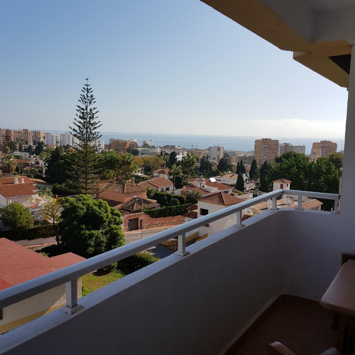 Middle Floor Apartment, Benalmadena Costa, Costa del Sol. 1 Bedroom, 1 Bathroom, Built 50 m&sup2,Spain