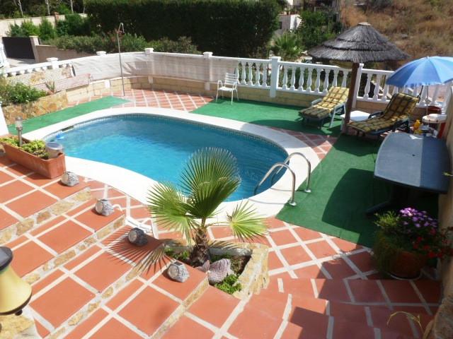 Detached Villa, Sierrezuela, Costa del Sol. 5 Bedrooms, 4 Bathrooms, Built 254 m², Terrace 140 m², G,Spain