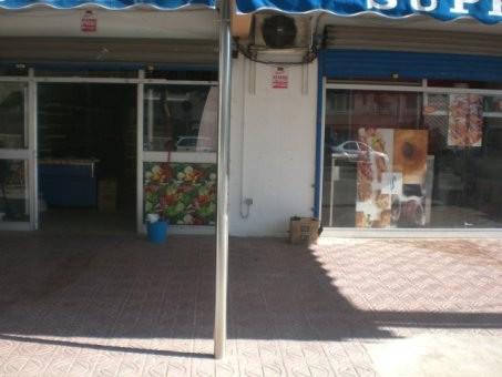 LOCAL EN SANTA PON�A DE 100 m2,CON 2 PUERTAS DE ENTRADA,BUENA SITUACION,ANTIGUI SUPERMERCADO IDEAL P,Spain