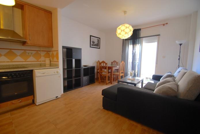Apartment in the center of Fuengirola. Walking distance to amenities, restaurants, schools,beach.  T,Spain