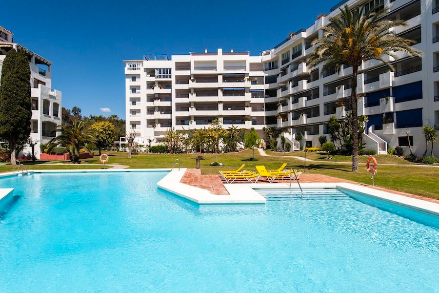 Location - Heart of Puerto Banus.  Two bedroom apartment in Terrazas de Banus, gated community with Spain