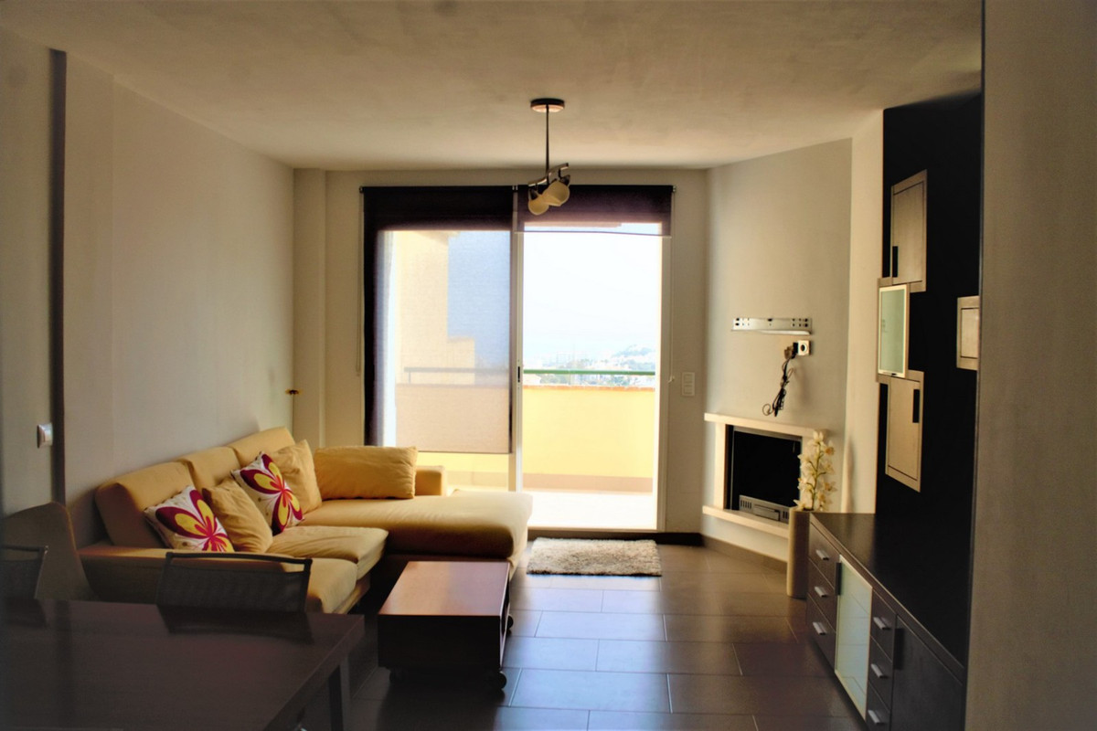 Penthouse, Riviera del Sol, Costa del Sol. 3 Bedrooms, 2 Bathrooms, Built 119 m², Terrace 18 m².  On,Spain