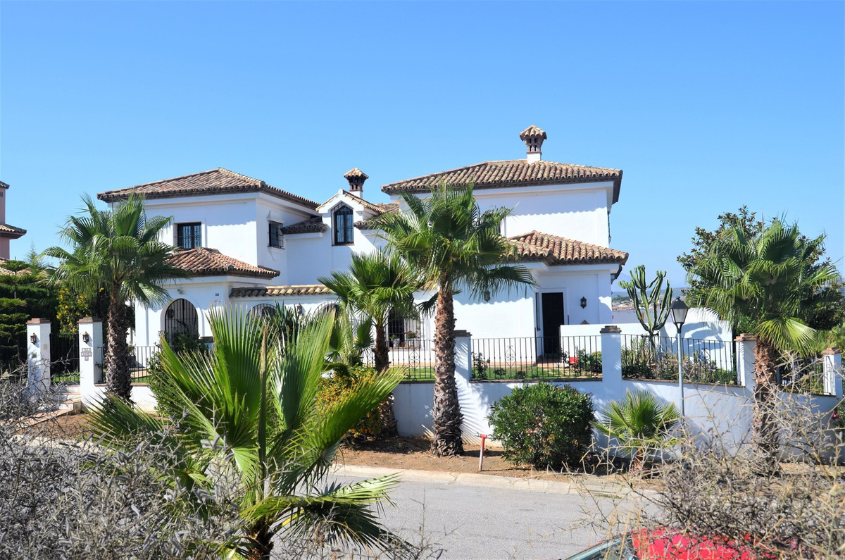 Charming mediterranean style villa, located a luxury residential area of lower Sotogrande, 5 min dri,Spain
