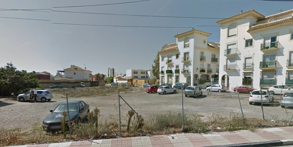 Residential Plot, San Pedro de Alcantara, Costa del Sol. Garden/Plot 500 m².  Setting : Town, Beachs,Spain