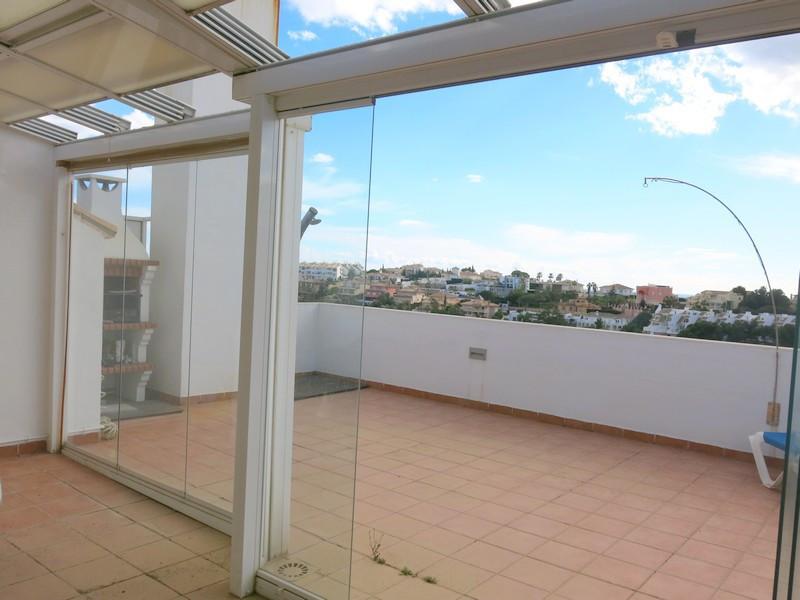 Penthouse, Fuengirola, Costa del Sol. 4 Bedrooms, 3 Bathrooms, Built 170 m², Terrace 150 m².  Settin,Spain