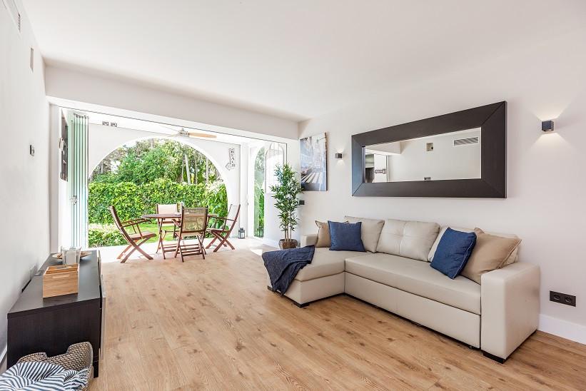 Ground Floor Apartment, Estepona, Costa del Sol. 2 Bedrooms, 1 Bathroom, Built 75 m², Terrace 10 m².,Spain