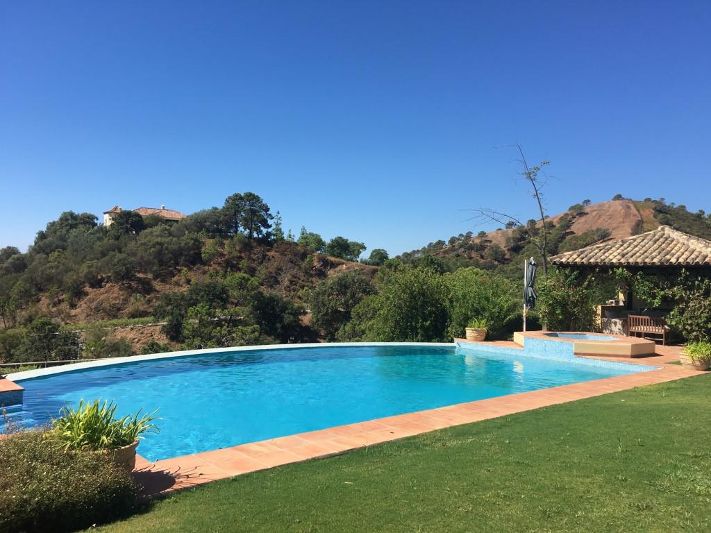MARBELLA CLUB GOLF RESORT BENAHAVIS AREA; Mediterranean style neoclasic villa situated in the exclus,Spain