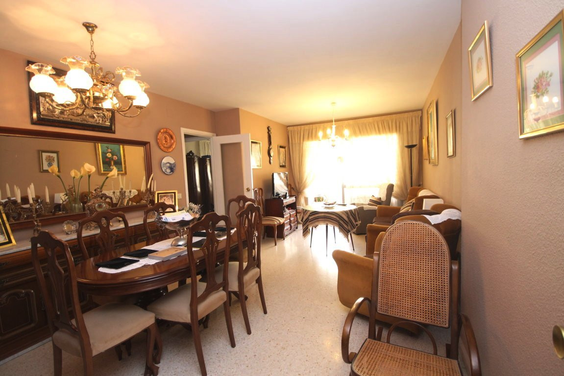 Apartment in Santa Marta, Marbella  Furnished apartment with 4 bedrooms, 2 bathrooms; Consists of la,Spain