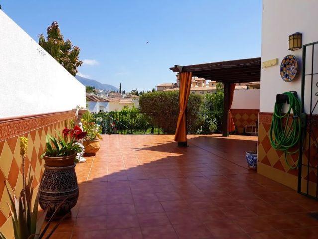 Semi-Detached House, Sierrezuela, Costa del Sol. 3 Bedrooms, 3 Bathrooms, Built 275 m2;, Terrace 65 ,Spain