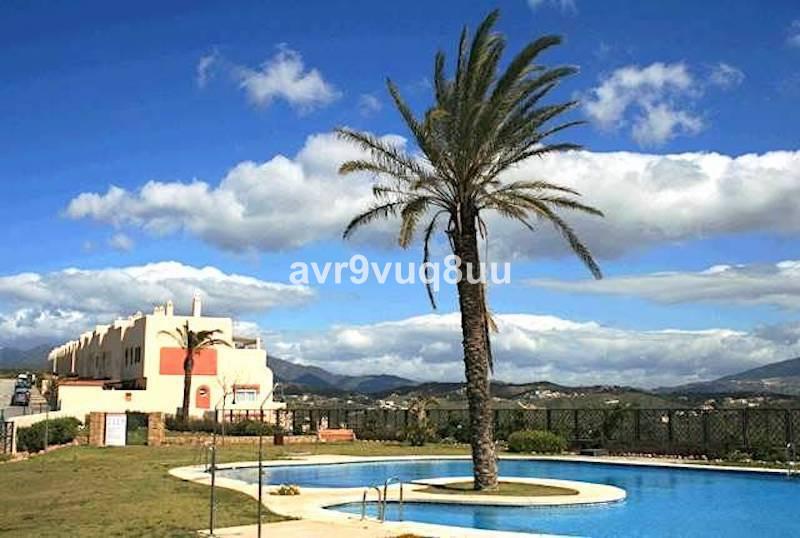 This duplex penthouse is within walking distance of La Cala de Mijas and has great views of La Noria,Spain