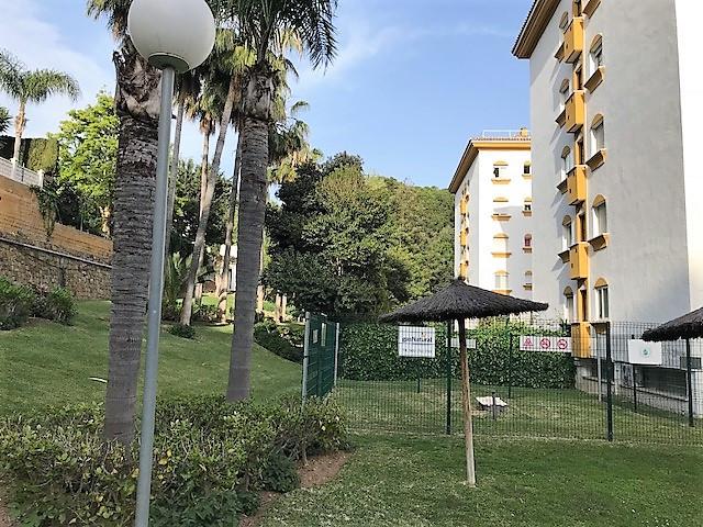Atico-duplex en el centro de Marbella con garaje y piscina comunitaria.  El apartamento se encuentraSpain
