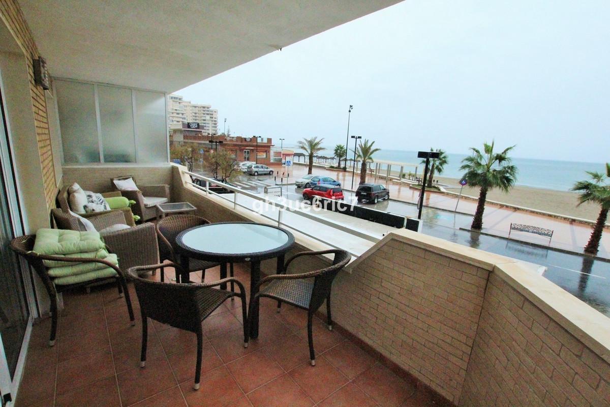 Prime position front line beach in Torreblanca, Fuengirola !!. Totally renovated 2 bed , 1 bathroom ,Spain