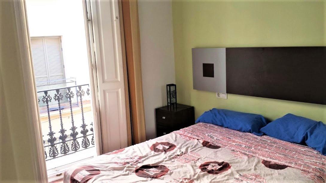 Middle Floor Apartment, Malaga Centro, Costa del Sol. 1 Bedroom, 1 Bathroom, Built 51 m².  Setting :,Spain