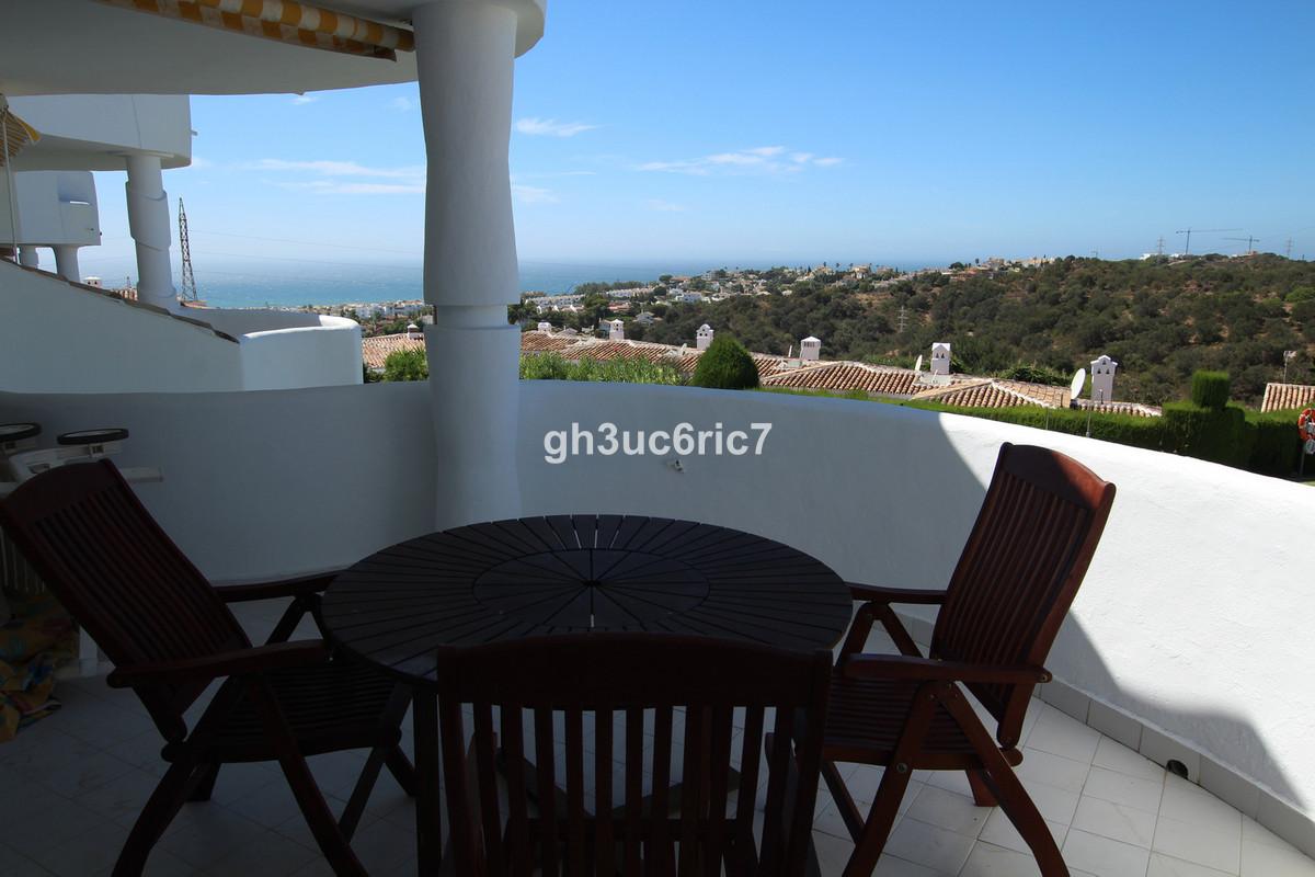 Middle Floor Apartment, Calahonda, Costa del Sol. 2 Bedrooms, 2 Bathrooms, Built 74 m², Terrace 28 m,Spain