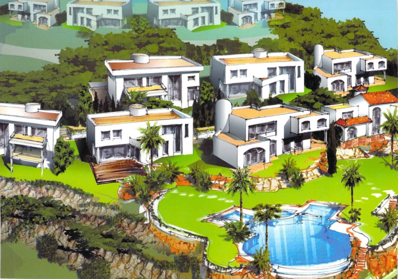 Unique Nearly 1000 Ha Estate for Sale with Possibility to Develop into a Tourist Complex, Ronda, And,Spain