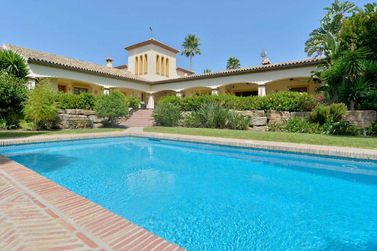 Set on a 3.137m² plot overlooking mountainous terrain down to the Mediterranean, the property contai,Spain