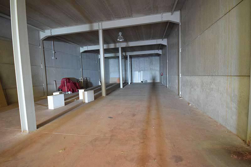 For sale  industrial premises in industrial area of Elviria, 408 m2 surface. Ideal for storage, gara,Spain