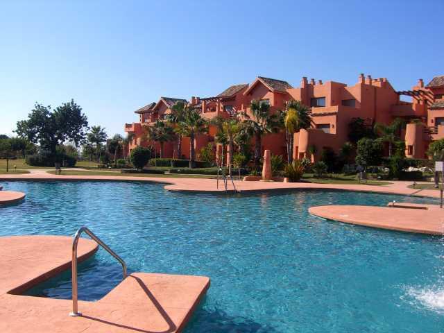 Ground Floor Apartment, New Golden Mile, Costa del Sol. 3 Bedrooms, 2 Bathrooms, Built 120 m², Terra,Spain