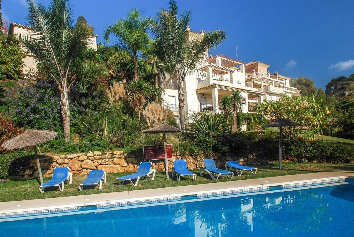 Benahavis. Urb. Puerto del Almendro. 2 bed apartment for sale.  Delightful apartment in Puerto del A,Spain