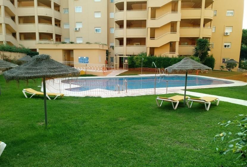 Middle Floor Apartment, Calahonda, Costa del Sol. 2 Bedrooms, 1 Bathroom, Built 60 m², Terrace 22 m²,Spain