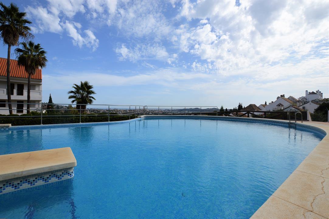 Top Floor Apartment, Mijas Golf, Costa del Sol. 1 Bedroom, 2 Bathrooms, Built 50 m², Terrace 10 m². ,Spain
