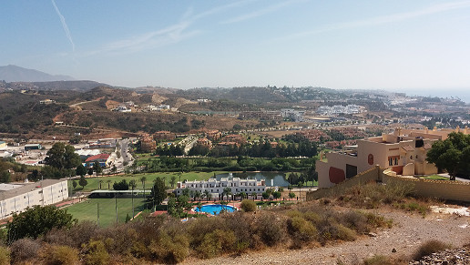 Residential Plot en la Cala de Mijas,walking distance from the village of La Cala. The town is dedic,Spain