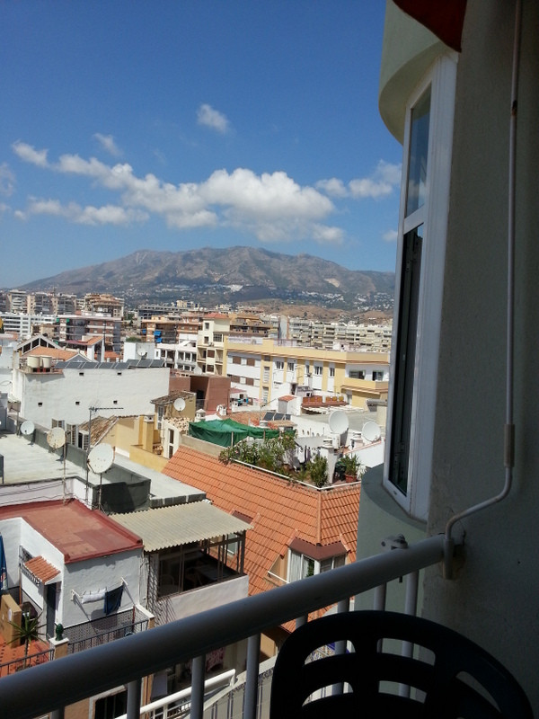 Nice 1 bedroom apartment in Fuengirola, Promenade of Rey de Espana. 54sqm built, 45sqm of living are,Spain